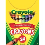 24 Pack of Crayola Classic Color Pack Crayons Just 50¢