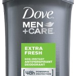 2-Pack of Dove Men+Care Antiperspirant Deodorant For $4.79 – $5.52 + Free Shipping