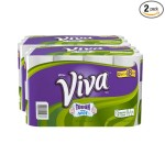 24 Viva Paper Towels Choose-a-Size Giant Rolls Just $26.97-$23.97 + Free Shipping
