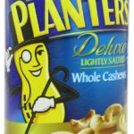 Planters Deluxe Whole Cashews 18.25 Ounce Canister Only $4.41- $5.09 + Free Shipping!