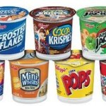 60 Kellogg's Cereal Favorites Variety Pack, 1.5 to 2.8-Ounce Single Serve Cups $24.43-$29.32 + Free Shipping!