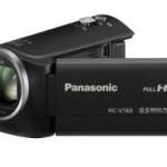 Panasonic HC-V160 Long Zoom Camcorder Just $129.99!