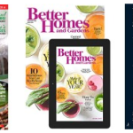 Today Only: $5 Magazine Subscription Sale! (Readers Digest, Parents, Better Homes & Gardens & More)