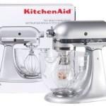 Kitchen Aid Tilt Head 5qt Stand Mixer Only $169.99 Shipped!