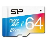 Silicon Power 64GB Class10 Elite Flash Memory Card with Adaptor Just $14.75