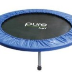 Pure Fun Mini Trampoline Only $29!
