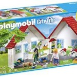 PLAYMOBIL Take Along Pet Store Playset Building Kit Only $22.15!