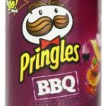 Pack of 12 Pringles BBQ Grab and Go Pack, 2.5 Ounce Cans Just $5.66