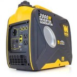 WEN 2000-Watt 4-Stroke Gas-Powered Portable Inverter Generator Just $389.99 Shipped!