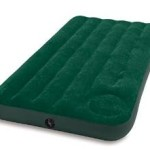 Intex Downy Airbed with Built-in Foot Pump Only $9.85