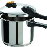 T-fal 6.3-Quart Stainless Steel Pressure Cooker Just $45.50 w/ Free Shipping!