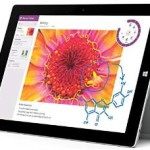 Microsoft Surface 3 Tablet (10.8-Inch, 128 GB, Intel Atom, Windows 10) Just $449 w/ Free Shipping