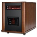Holmes 1500 Watt Infrared Console Heater with Wood Housing – $118.99 + Free Shipping