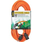 Prime Wire & Cable 50-Foot Outdoor Extension Cord Just $11.97