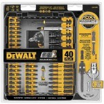 DEWALT IMPACT READY FlexTorq 40-Piece Screw Driving Set Just $19.99