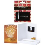 Purchase A $50 Sephora Gift Card and Get A FREE $10 Amazon Gift Card!