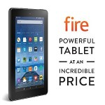 8 GB Fire Wi-Fi 7″ Display Tablet Just $39.99 Shipped