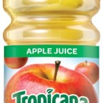 Pack of 24 Tropicana Apple Juice 10 Ounce Bottles For $11.63-$13 + Free Shipping