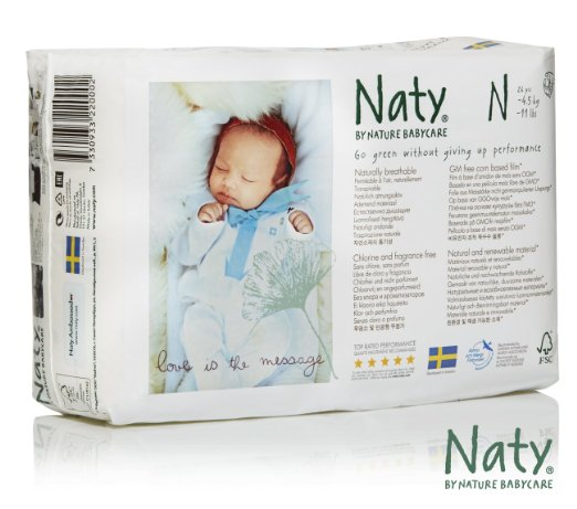 amazon prime memebrs extra 50 off nature babycare eco diapers hot deals. Black Bedroom Furniture Sets. Home Design Ideas