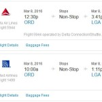 Delta – United – American: Chicago To / From NYC or Miami For Just $40-$53 Each Way!