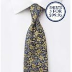 3 Charles Tyrwhitt Non-Iron Dress Shirts On Sale For $99.95 w/ Free Shipping!
