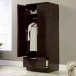 Sauder HomePlus Wardrobe, Dakota Oak Just $126.85 Shipped!