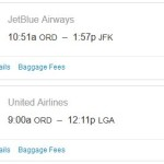 United / Delta / jetBlue: Fly Between New York and Chicago For Only $35-$43 Each Way!