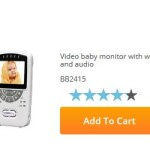 Lorex: 20% Off Sitewide Including Sale Items – Lorex Video Baby Monitor w/ Wireless Camera & Night Vision Just $55.99 Shipped!