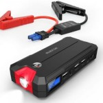 Ultra Compact Car Jump Starter & Portable Charger Power Bank For $45.99 Shipped