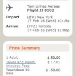 HURRY! $50 Off International Flight Bookings on Vayama – NYC-Toronto Just $17.85 + More!