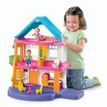 Fisher-Price My First Dollhouse Just $31.85