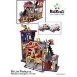 Kidkraft Deluxe Fire Rescue Set Just $64.99 Shipped! (Was $119)