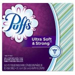 Case of 24 Puffs Ultra Soft & Strong Facial Tissues Just $18.24-$20.39 + Free Shipping!
