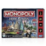 Monopoly Here & Now Game: US Edition Just $14.99