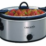 Crock-Pot 4-Quart Cook and Carry Slow Cooker Just $19.99