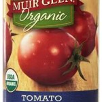Case of Twelve 15-Ounce Cans of Muir Glen Organic Tomato Sauce For $12.76-$14.59 + Free Delivery