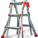 Little Giant 13-Foot Velocity Multi-Use Ladder Just $127.49 Shipped!