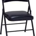 Cosco Vinyl 4-Pack Folding Chair Only $61.69 Shipped!