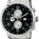 Tommy Hilfiger Men's Stainless Steel Watch with Link Bracelet Just $82.54 w/ Free Shipping
