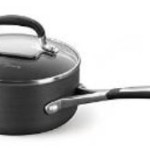 Simply Calphalon Nonstick 2-Quart Saucepan with Cover Just $29.99