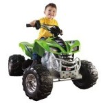Today Only: Save Up To 40% on Select Power Wheels at Amazon!
