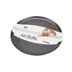 AirBake Nonstick Pizza Pan, 15.75 in – $7.99