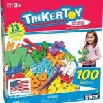 Tinkertoy Essentials Value Set (100 Piece) – Just $18