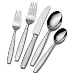 Towle Living Gia 42-Piece Flatware Set, Service for 8 For Only $38.98!