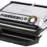 T-fal 1800 watt OptiGrill Stainless Steel Indoor Electric Grill Just $99.99 w/ Free Shipping
