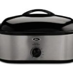Oster 18-Quart Roaster Oven with Self-Basting Lid Just $27.99!