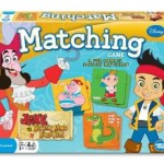 Jake and the Never Land Pirates Matching Game Just $4.33