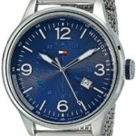 Tommy Hilfiger Men's Sophisticated Sport Stainless Steel Watch with Mesh Bracelet Just $62.53 Shipped