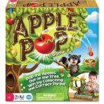 Apple Pop Game Board Game Only $5.03
