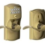 Gold Box Deal of the Day: Get 65% or more off the Schlage Camelot keypad flex lock